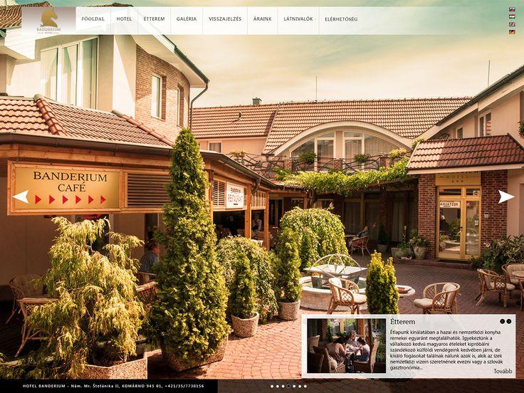 Banderium Hotel on Behance