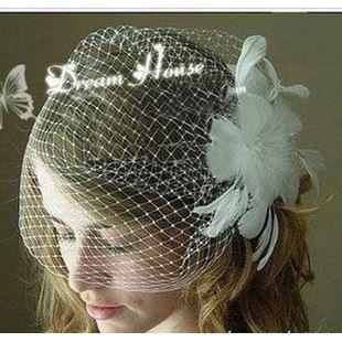 tamanho véu baratos, compre máscara da pena de qualidade diretamente de fornecedores chineses de véu de noiva.