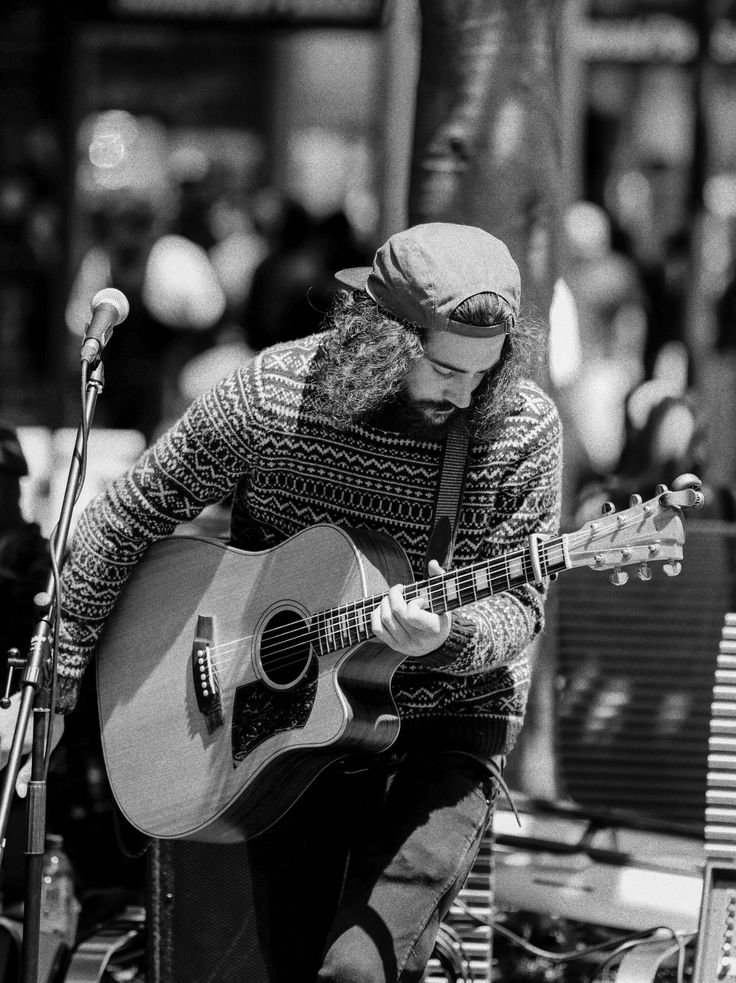 Street Musician by samiKoo on 500px