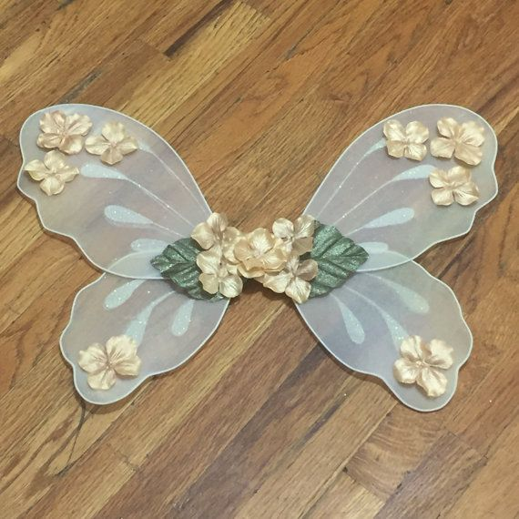 Gold fairy wings  Halloween costumes for toddlers  Ivory