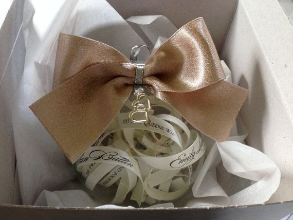 Christmas Ornament Wedding Gift: 25+ Best Ideas About Wedding Invitation Ornament On