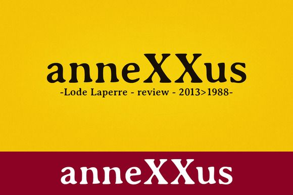 Check out anneXXus font by Kustomtype on Creative Market