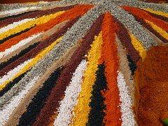 Baharatlar, Baharat Karışımı, Renkli