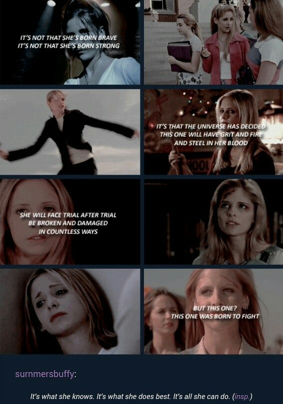 Buffy Summers: The Slayer
