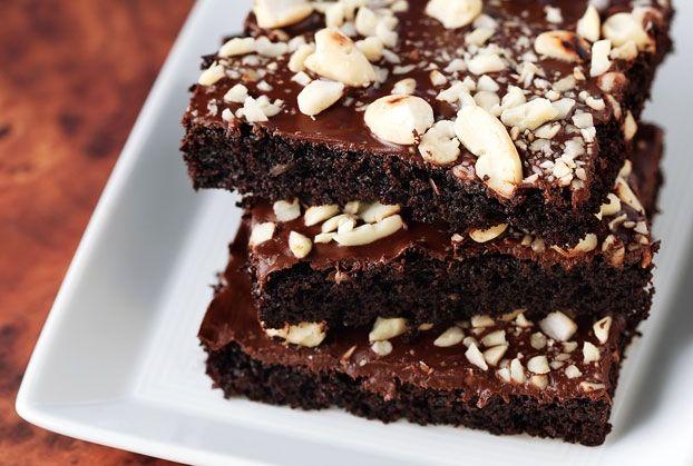 Τέλεια σοκολατόπιτα με γλάσο