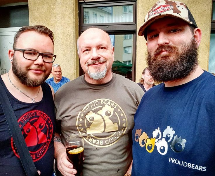 Bears On Tour Alte Gasse Fest 2017 With Rico Reinhard And Eoin