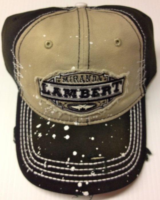 Splattered Saloon Cap - Store - Miranda Lambert