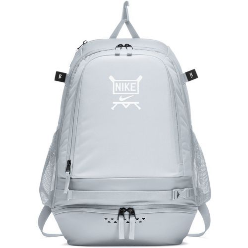 Nike Vapor Select Baseball Backpack Grey - Baseball Equipment, Baseball  Softball Accessories at Academy Sports
