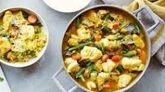 Coconut fish curry recipe | BBC Good Food