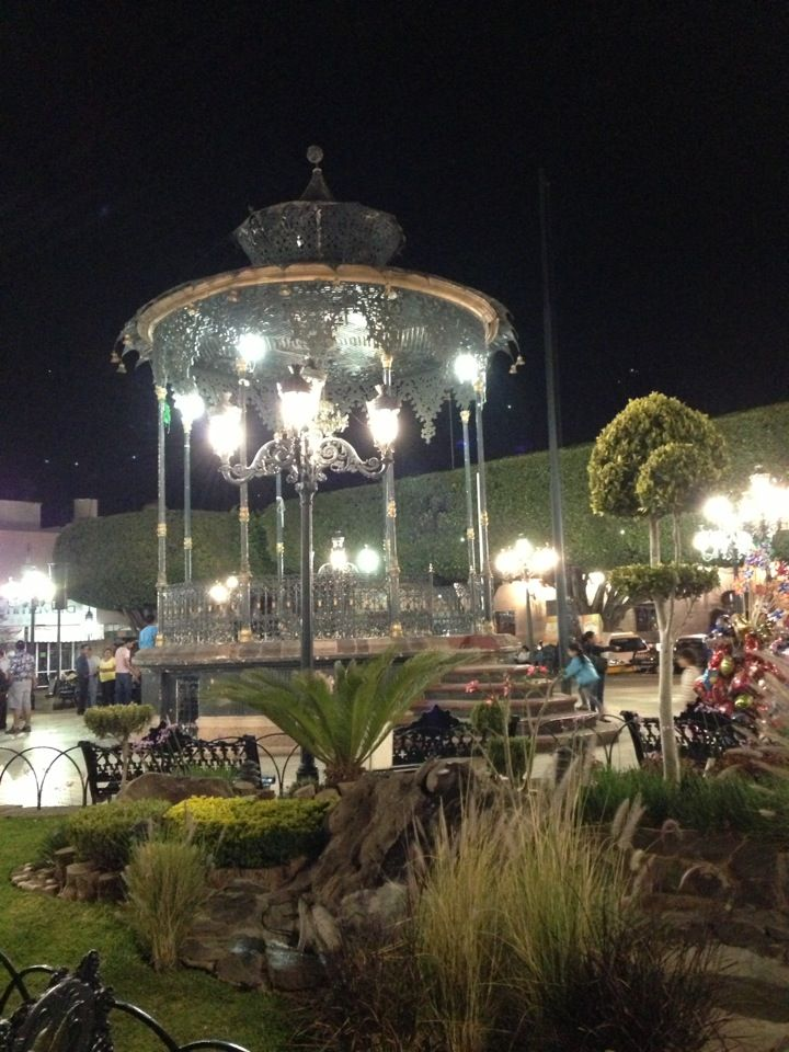Plaza Principal Mpal Atotonilco el Alto (Plaza de Armas)