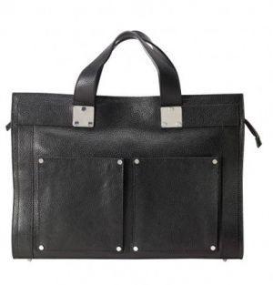 Filippa K. Leather Briefcase
