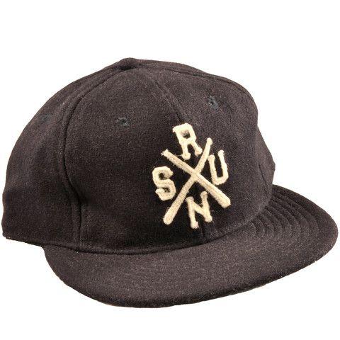 Limited Edition RUNS Fall League Baseball Caps – 18 Waits