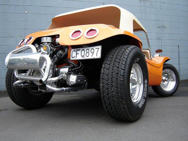 Custom muscle car, Manx Buggy, Schrickel