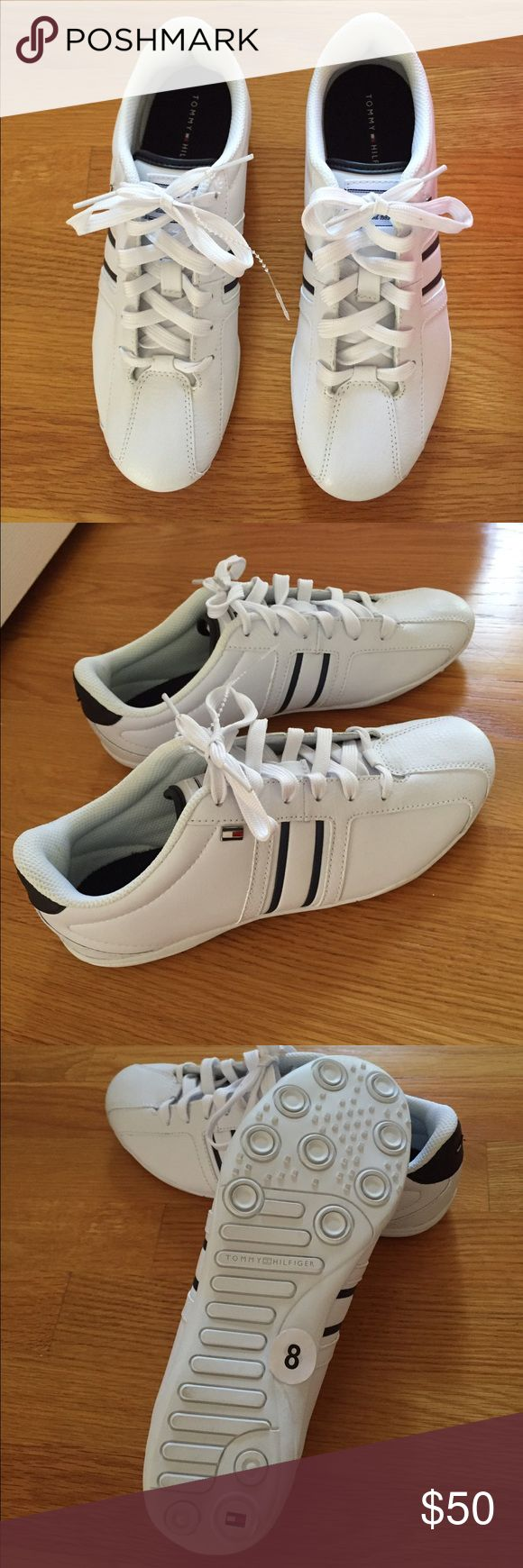 NEW Tommy Hilfiger Women's shoes size 8 NEW Tommy Hilfiger Women's shoes size 8 Tommy Hilfiger Shoes Sneakers