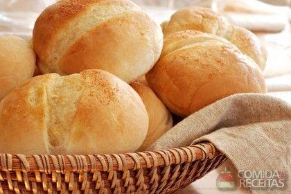 Receita de Pão caseiro sem glútem em receitas de paes e lanches, veja essa e outras receitas aqui!