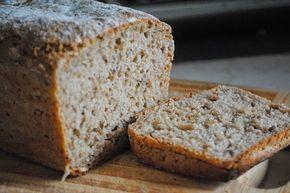 chleb z ostropestem 3 minuty