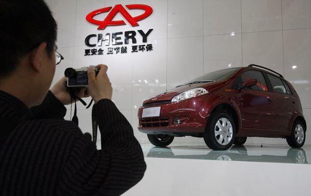 Китайские автомобили Chery будут производить в России