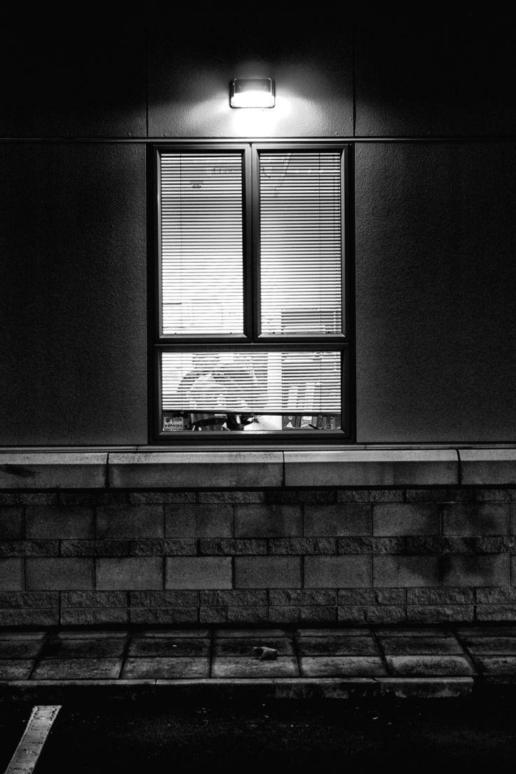 night shift - Brandon Tubman