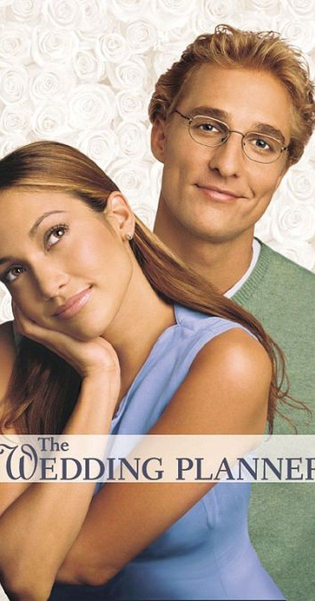 Directed by Adam Shankman.  With Jennifer Lopez, Matthew McConaughey, Bridgette Wilson-Sampras, Justin Chambers. Mary Fiore is San Francisco's most successful supplier of romance and glamor. She knows all the tricks. She knows all the rules. But then she breaks the most important rule of all: she falls in love with the groom.  Wedding Planner