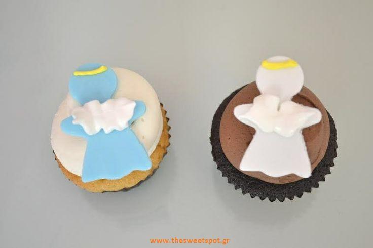 #angel #cupcakes