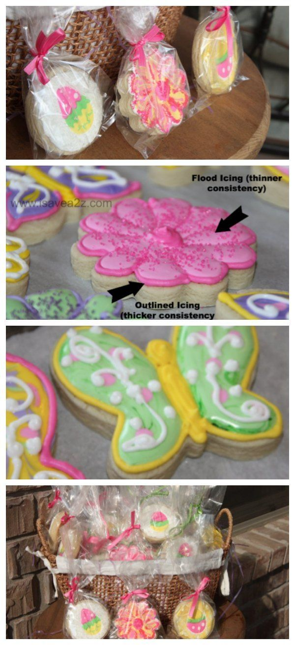 BEST Sugar Cookies Recipe EVER!! (Rolled Cookies that hold their shape)  They taste amazing too!