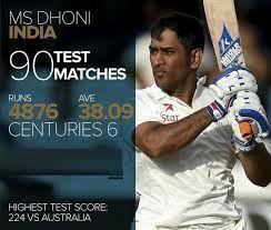 Shocking to hear dhoni retirement