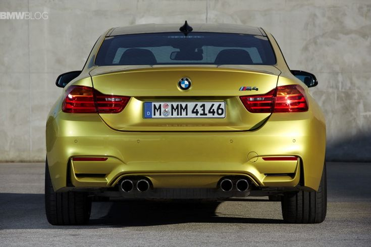 Test Drive: 2015 BMW M3 and 2015 BMW M4 Photo