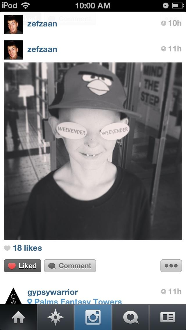 Tokkie Die Antwoord Tokkie... Instagram vi...