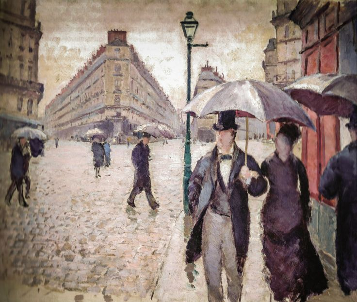 https://flic.kr/p/wdfTK8 | Gustave Caillebotte - Paris Street, Rainy Day, 1877 (Oil Sketch) at Musee Marmottan Monet  Paris France | Gustave Caillebotte - Oil Sketch for Paris Street, Rainy Day, 1877 at Musee Marmottan Monet  Paris France  Taken from the museum catalog