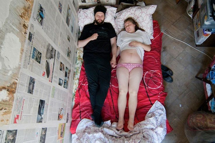 Waitin, las posiciones en pareja al dormir - Cultura Colectiva - Cultura Colectiva