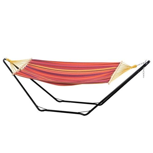 Amazonas Beach Hammock and Stand Set http://www.uk-rattanfurniture.com/product/tectake-rattan-day-bed-sun-canopy-lounger-recliner-garden-furniture-patio-terrace-different-colours-multi/