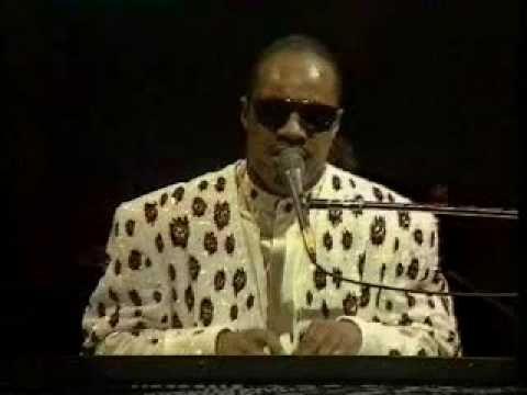 Stevie Wonder - Higher Ground (Live in London 1989)