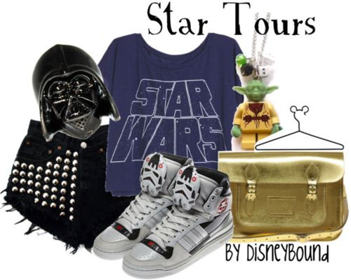 Star ToursStars Wars Disneybound, Clothing, Star Wars, Inspiration Outfit, Disney Inspiration, Disney Bound, Stars Tours, Disney Fashion, Starwars
