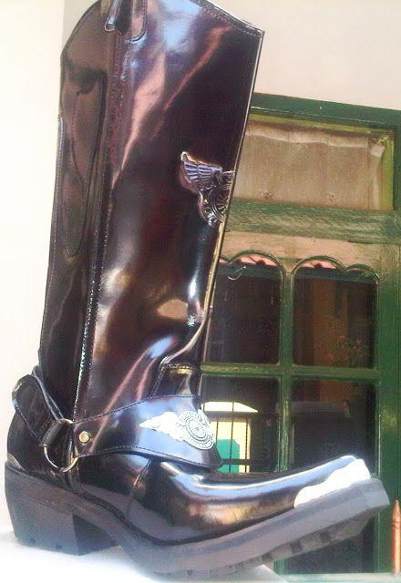 Sepatu Boots Tunggang Type C-011PK  DANY :081802060232 / PIN-BB 2316726C   www.ciarmy-boots.com