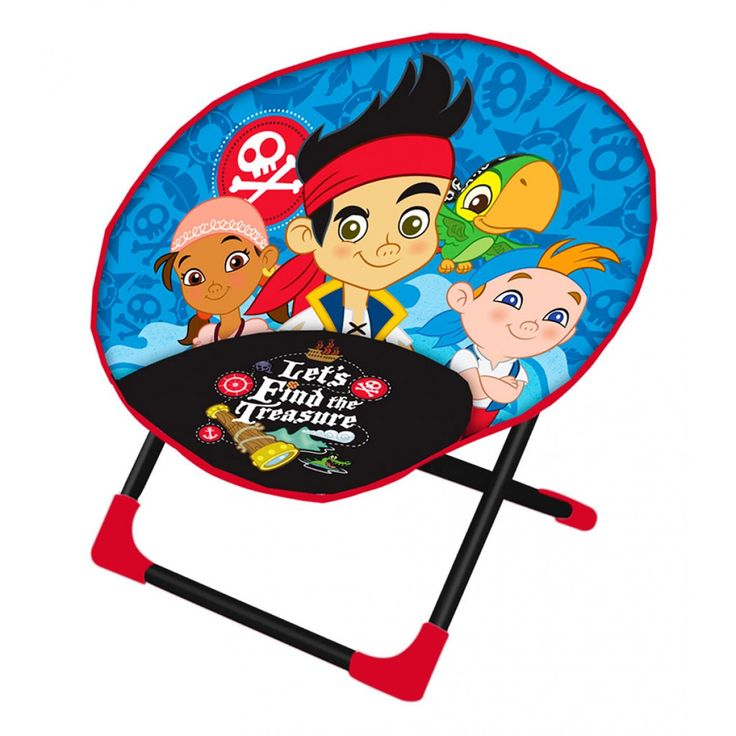 Jake and the Never Land Pirates Moon Chair from Funstra Toys