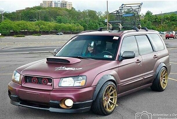 Very cool Subaru