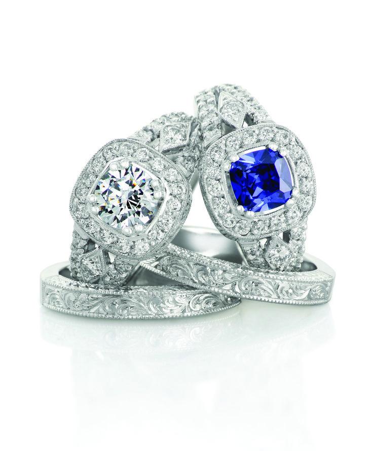 Jenna Clifford Designs | Bridal › Engagement Rings