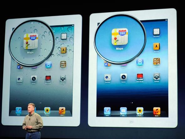 O novo iPad tem o dobro da memória RAM do iPad 2