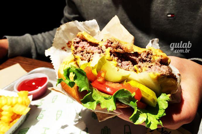 Nova York: hamburguerias deliciosas - Gulab