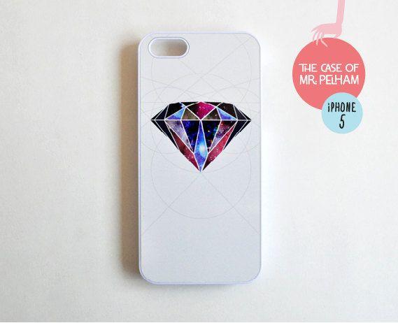 iPhone 5 Case Diamond Galaxy Print iPhone by TheCaseOfMrPelham, $22.99
