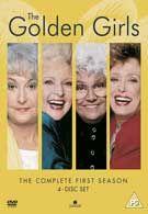 Golden Girls - Season 1 (Import) (DVD), 17.95€