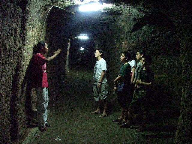 Bukittinggi Japanese cave