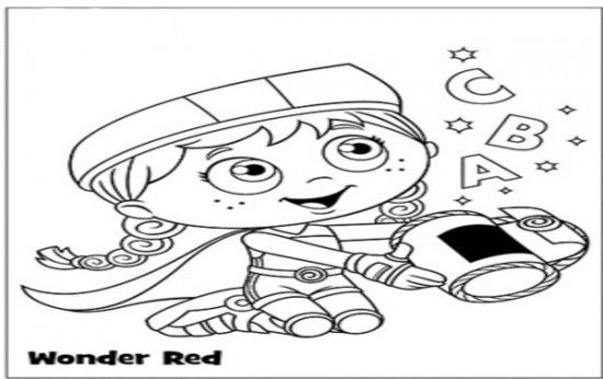 17 Best Images About Super Why On Pinterest Coloring Why Coloring Pages To Print