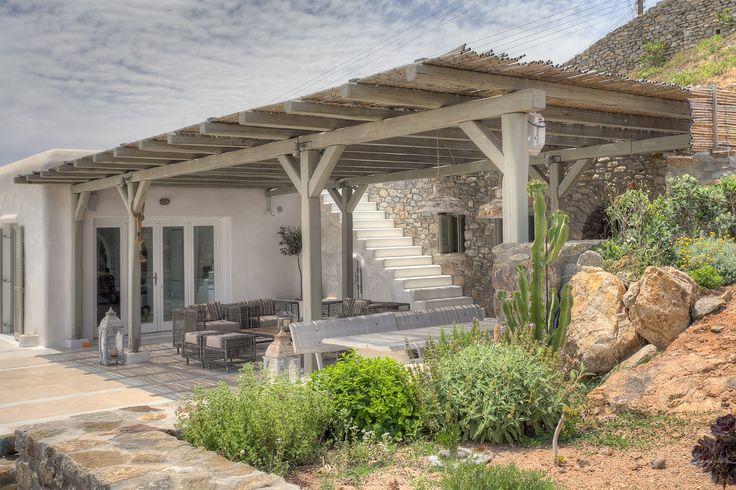 Mykonos Luxury Villas, Mykonos Villa Canalis, Cyclades, Greece