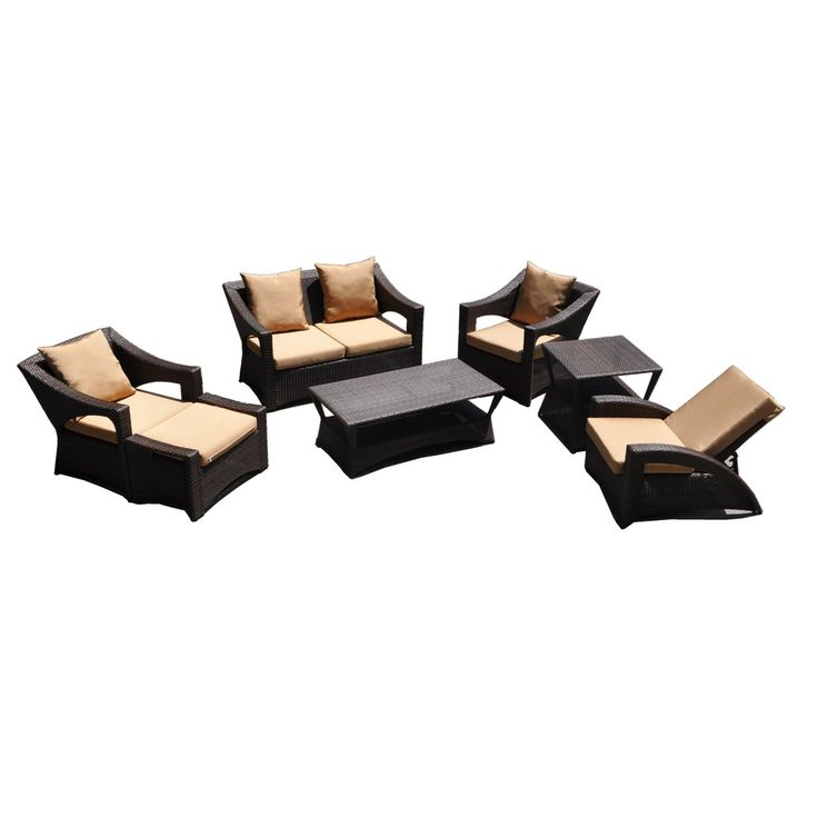 Garden Furniture You Can Leave Out All Year