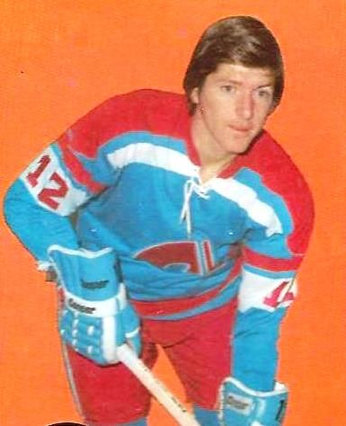 Jean Payette played in 112 WHA games for the Quebec Nordiques.