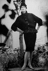 Wearing Ben Gershel, photo by Saul Leiter 1958 – #…