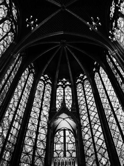 Sainte-Chapelle // Paris, France