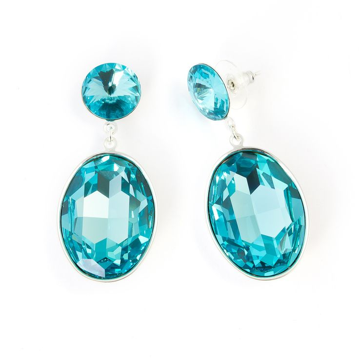 Shine Earrings - Oval Shape