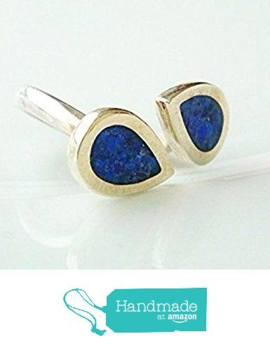 Sterling Silver Natural Lapis Lazuli Adjustable Drop Bypass Ring from echmeck https://www.amazon.com/dp/B01M9EG2Y2/ref=hnd_sw_r_pi_dp_WmndzbHFMA51K #handmadeatamazon